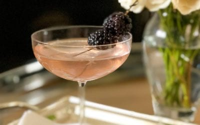 Blackberry Blush Cocktail
