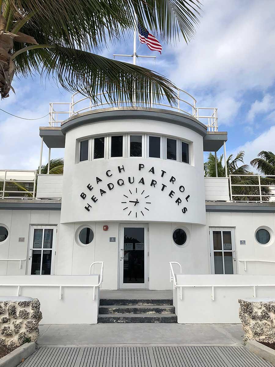 Miami Beach Patrol Headquarters